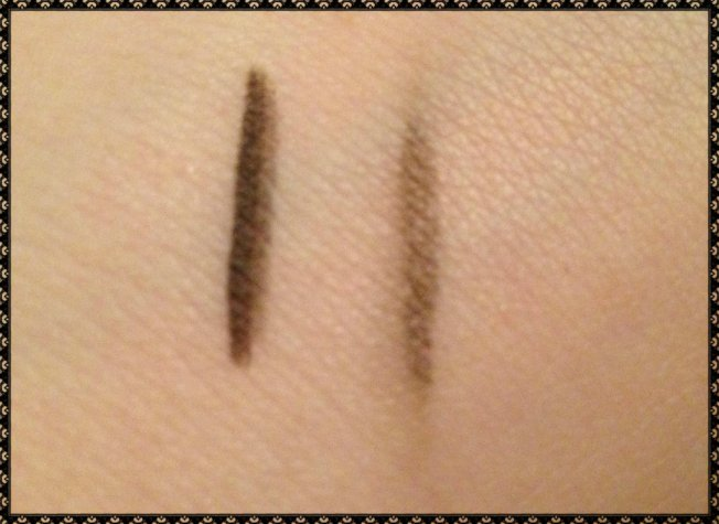 (Damsel swatched and then blended out)